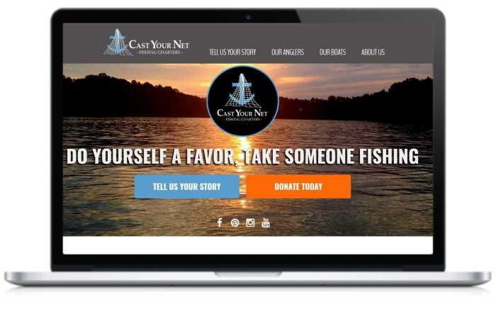 Cast Your Net Fishing Charters